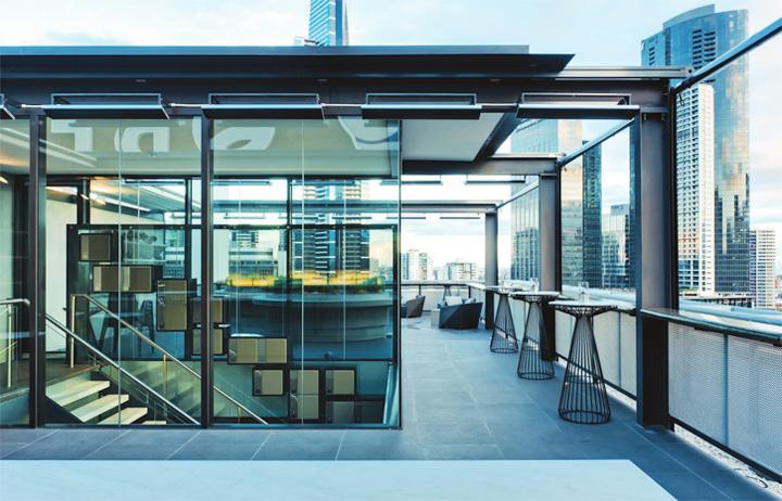 Nét sang trọng trong thiết kế nội thất văn phòng công ty VIP 12
