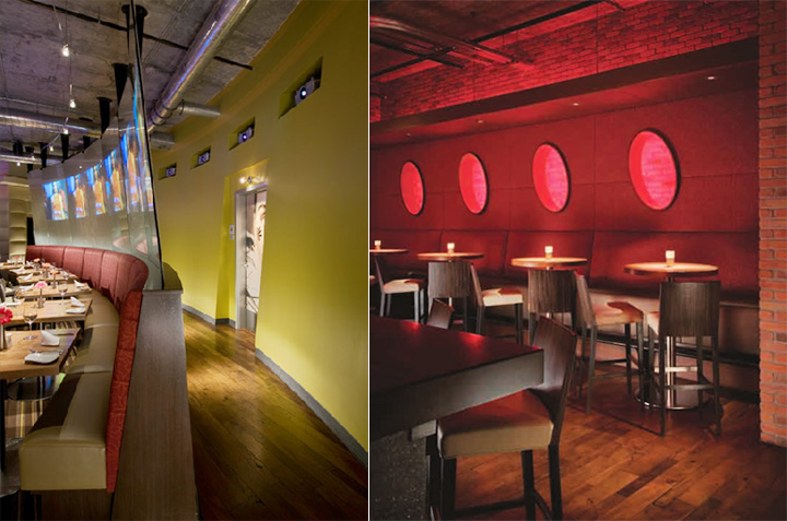 Canal Café - Thế giới thời trang trong thiết kế quán cà phê 8