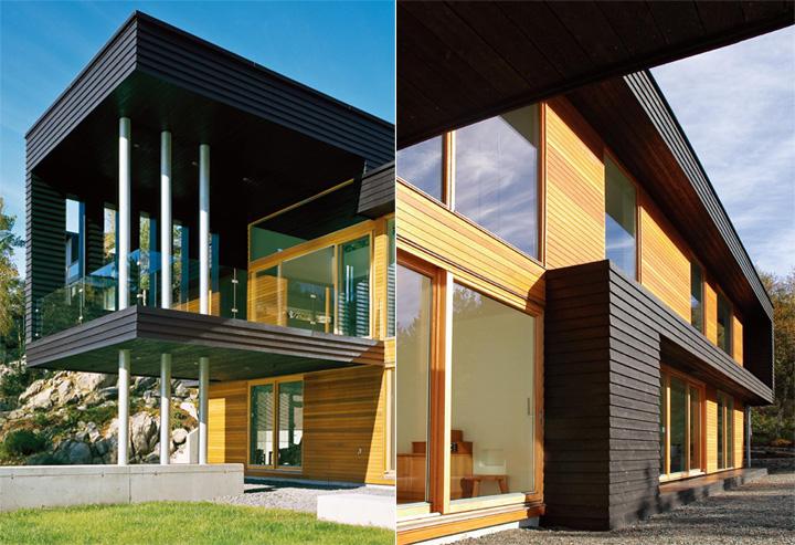 Villa Storingavika - Mẫu biệt thự hiện đại bên bờ biển Na Uy 5