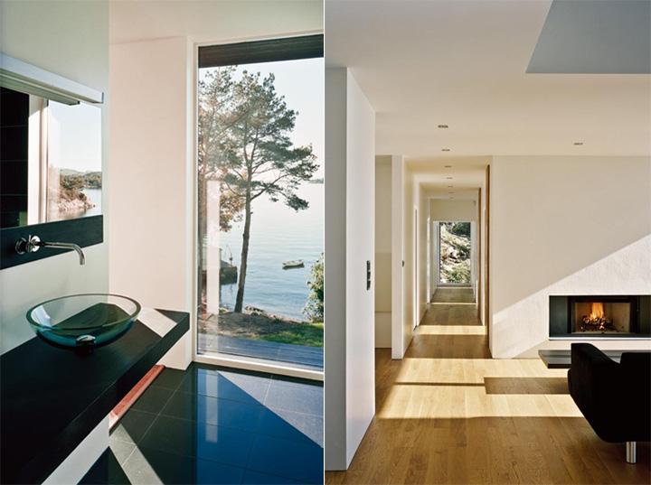 Villa Storingavika - Mẫu biệt thự hiện đại bên bờ biển Na Uy 6