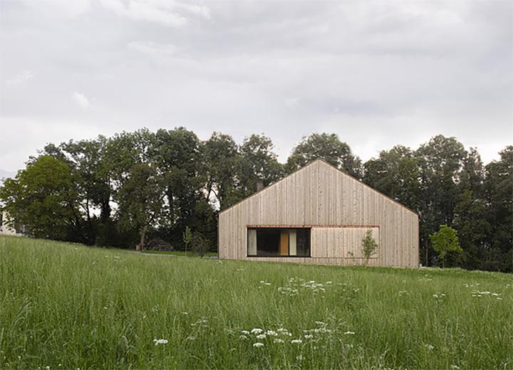 Haus Kaltschmieden - Mẫu nhà ở hiện đại kết hợp truyền thống ở Áo 4