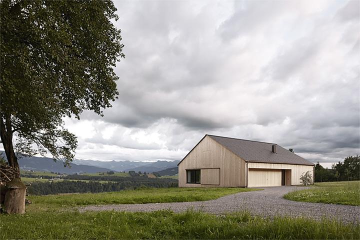 Haus Kaltschmieden - Mẫu nhà ở hiện đại kết hợp truyền thống ở Áo 3