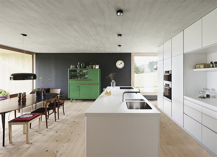 Haus Kaltschmieden - Mẫu nhà ở hiện đại kết hợp truyền thống ở Áo 5