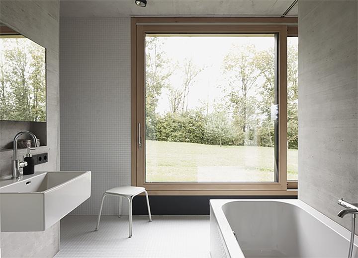 Haus Kaltschmieden - Mẫu nhà ở hiện đại kết hợp truyền thống ở Áo 6