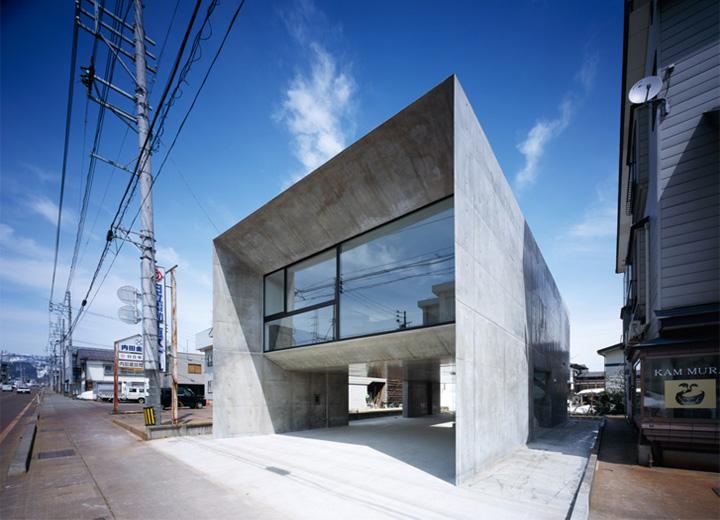 Cadre House - Mẫu nhà ở hiện đại trong khí hậu khắc nghiệt 5