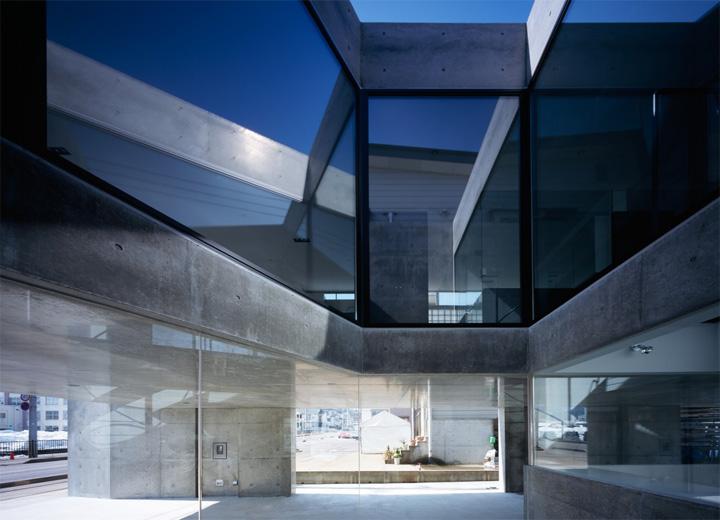 Cadre House - Mẫu nhà ở hiện đại trong khí hậu khắc nghiệt 4