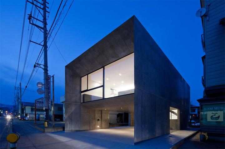 Cadre House - Mẫu nhà ở hiện đại trong khí hậu khắc nghiệt 3
