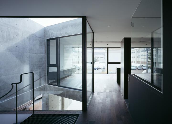 Cadre House - Mẫu nhà ở hiện đại trong khí hậu khắc nghiệt 6