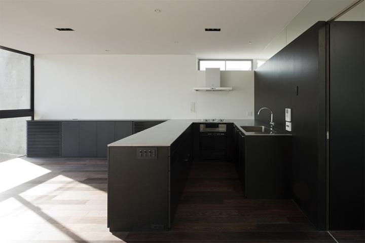 Cadre House - Mẫu nhà ở hiện đại trong khí hậu khắc nghiệt 9