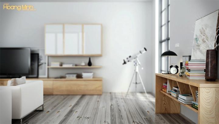 Mẫu thiết kế căn hộ đẹp theo phong cách Scandinavian tối giản 12