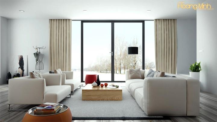 Mẫu thiết kế căn hộ đẹp theo phong cách Scandinavian tối giản 14
