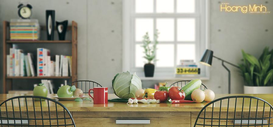 Mẫu thiết kế căn hộ đẹp theo phong cách Scandinavian tối giản 19