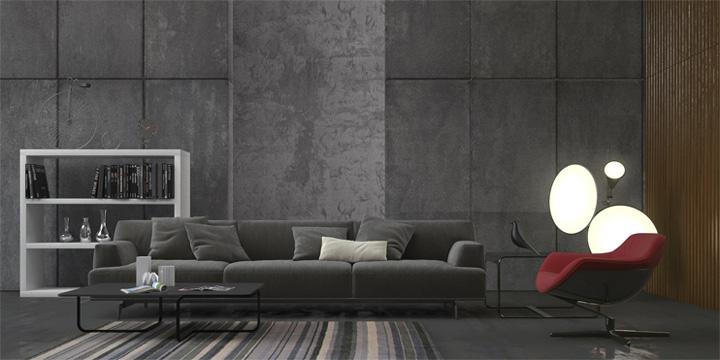 Những mẫu thiết kế phòng khách đẹp mang lại đầy cảm hứng 9