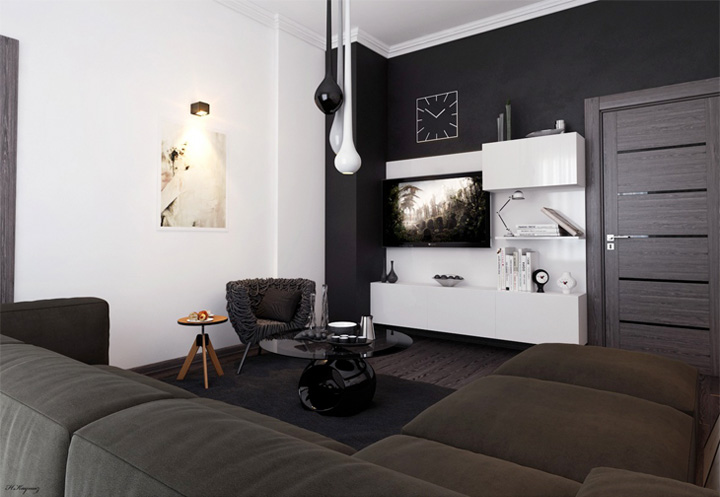Những mẫu thiết kế phòng khách đẹp mang lại đầy cảm hứng 10