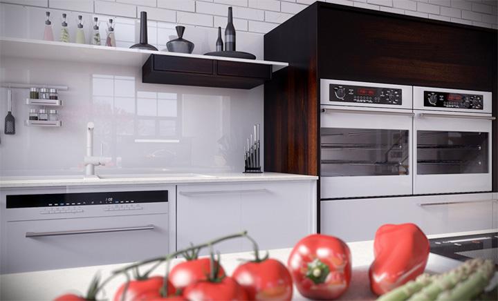 Thiết kế nội thất căn hộ Industrial với những đặc tính khác biệt 8