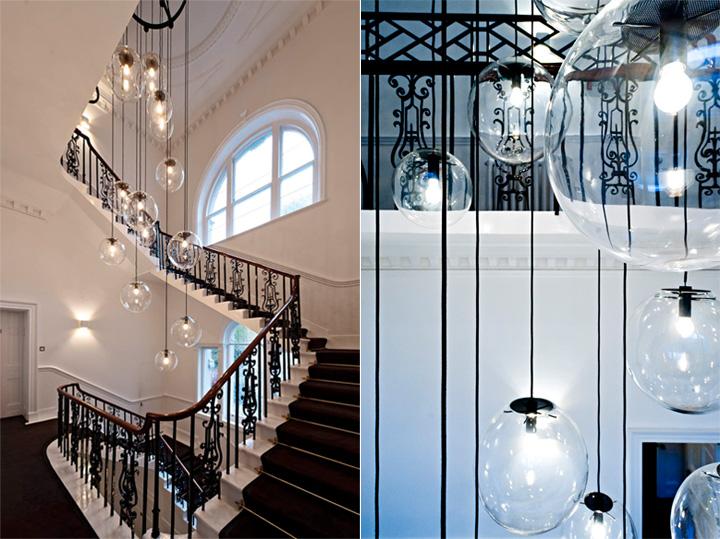 Thiết kế văn phòng cổ điển của một công ty vận tải ở London 5