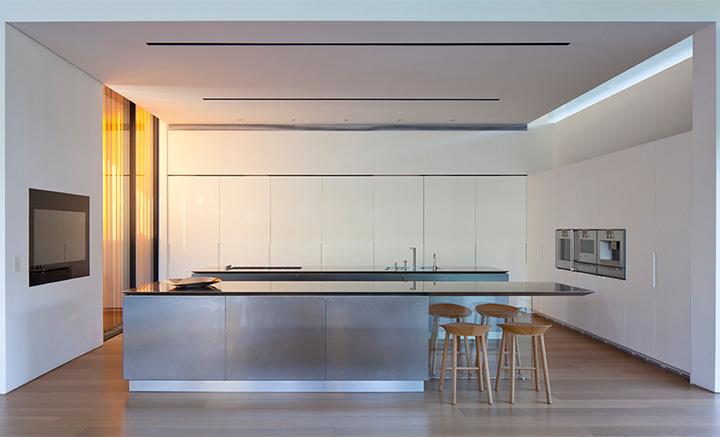 Float House - Mẫu thiết kế biệt thự hiện đại với không gian mở 4
