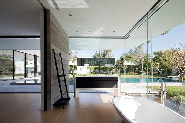 Float House - Mẫu thiết kế biệt thự hiện đại với không gian mở 5