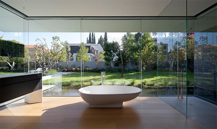 Float House - Mẫu thiết kế biệt thự hiện đại với không gian mở 7