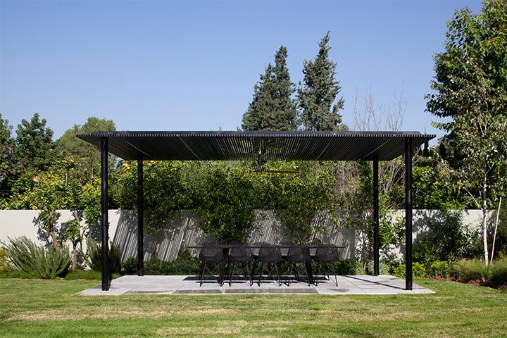 Float House - Mẫu thiết kế biệt thự hiện đại với không gian mở 9