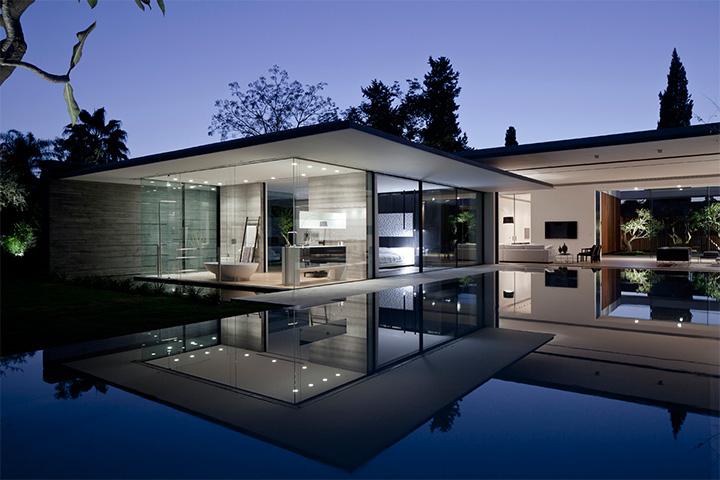 Float House - Mẫu thiết kế biệt thự hiện đại với không gian mở 12