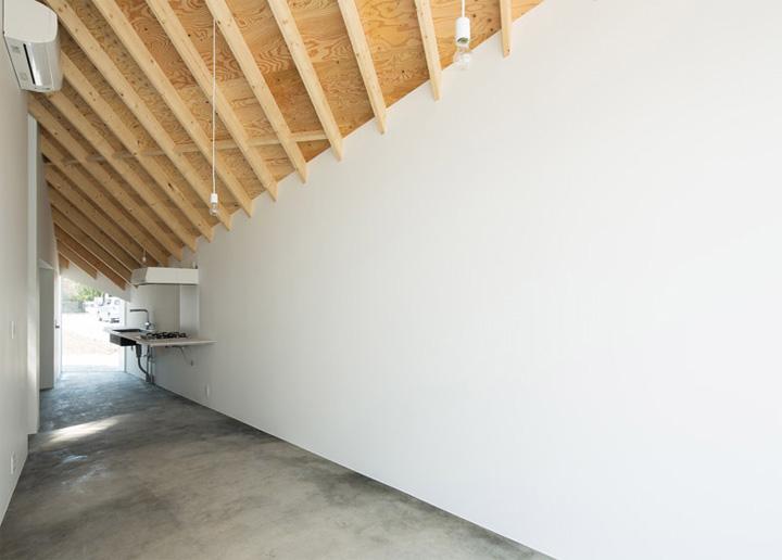 Mẫu thiết kế căn hộ kết hợp studio mỹ thuật Alphaville 7