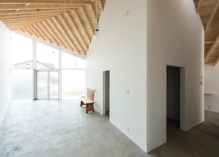 Mẫu thiết kế căn hộ kết hợp studio mỹ thuật Alphaville 8