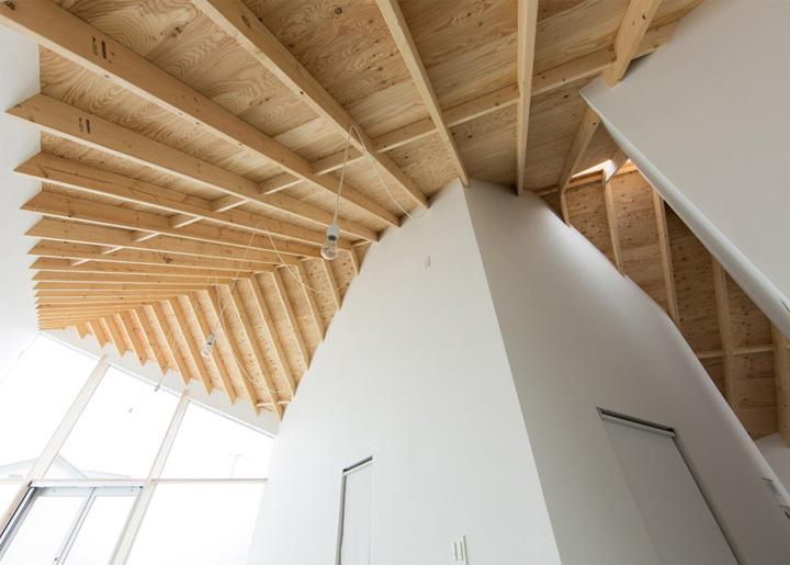 Mẫu thiết kế căn hộ kết hợp studio mỹ thuật Alphaville 9