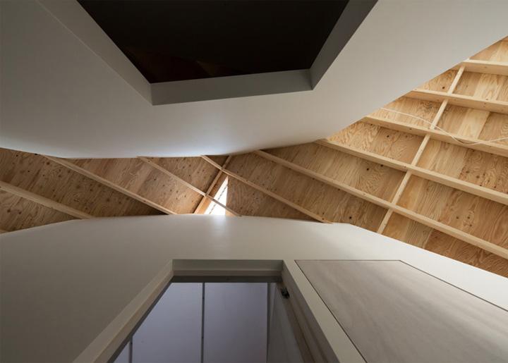 Mẫu thiết kế căn hộ kết hợp studio mỹ thuật Alphaville 10