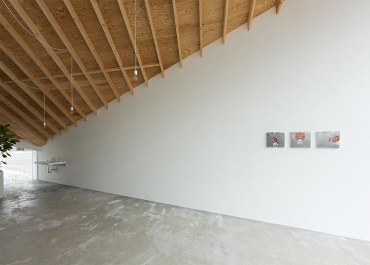 Mẫu thiết kế căn hộ kết hợp studio mỹ thuật Alphaville 11