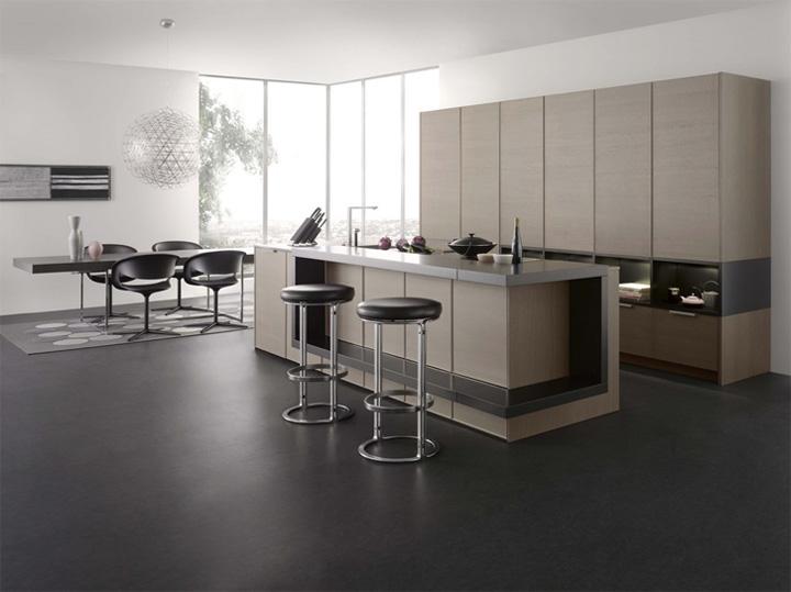 Mẫu thiết kế tủ bếp đẹp theo phong cách mới đầy tính sáng tạo 9