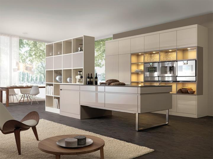 Mẫu thiết kế tủ bếp đẹp theo phong cách mới đầy tính sáng tạo 11