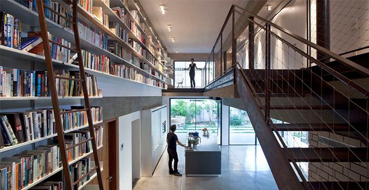 Rechter House – Thiết kế biệt thự hai tầng hiện đại ở Israel 5