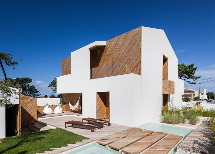 Thiết kế biệt thự vườn ven biển đầy mới lạ của Ernesto Pereira 2
