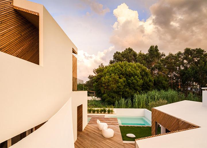 Thiết kế biệt thự vườn ven biển đầy mới lạ của Ernesto Pereira 9