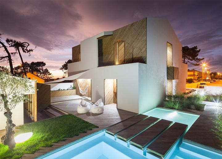 Thiết kế biệt thự vườn ven biển đầy mới lạ của Ernesto Pereira 12