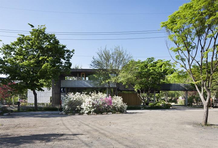 Songchu - Khám phá thiết kế khu nghỉ dưỡng dưới chân núi Bukhansan 2