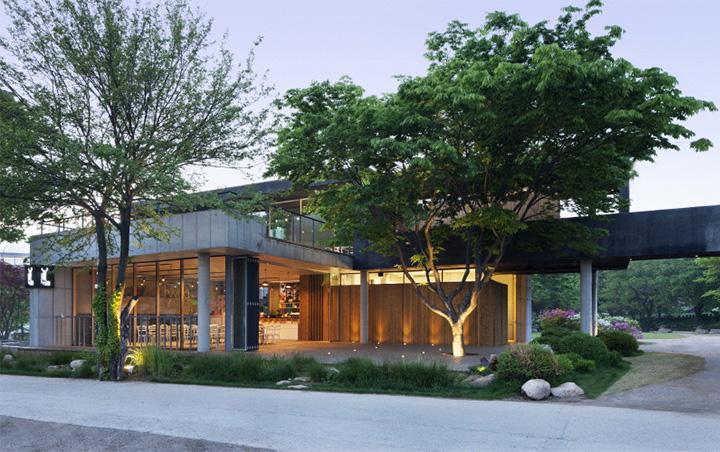 Songchu - Khám phá thiết kế khu nghỉ dưỡng dưới chân núi Bukhansan 4