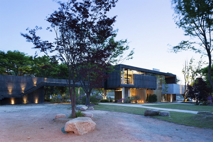 Songchu - Khám phá thiết kế khu nghỉ dưỡng dưới chân núi Bukhansan 5