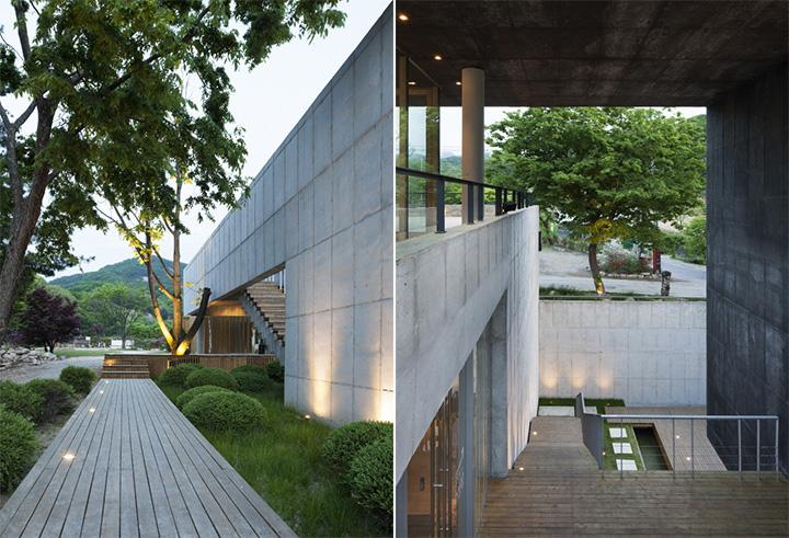 Songchu - Khám phá thiết kế khu nghỉ dưỡng dưới chân núi Bukhansan 9