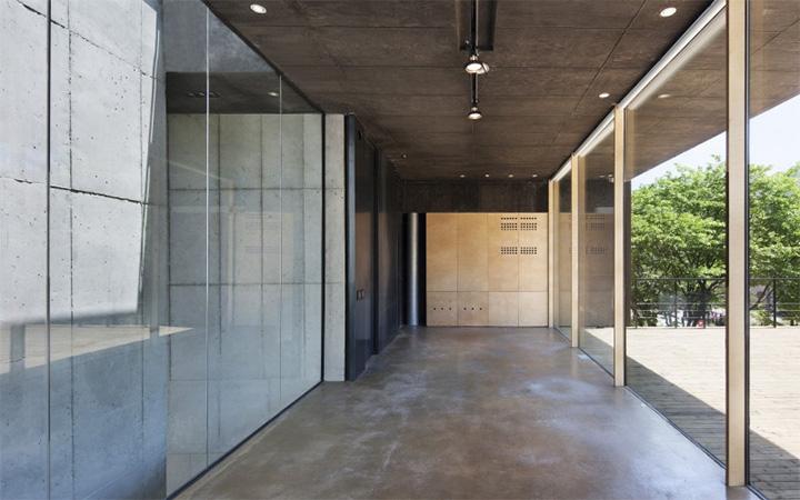 Songchu - Khám phá thiết kế khu nghỉ dưỡng dưới chân núi Bukhansan 11