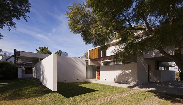 Lottersberger House - Mẫu thiết kế biệt thự nghỉ dưỡng ở ngoại ô 2