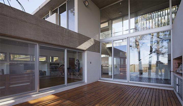 Lottersberger House - Mẫu thiết kế biệt thự nghỉ dưỡng ở ngoại ô 5