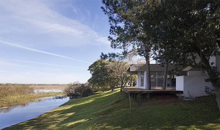 Lottersberger House - Mẫu thiết kế biệt thự nghỉ dưỡng ở ngoại ô 6