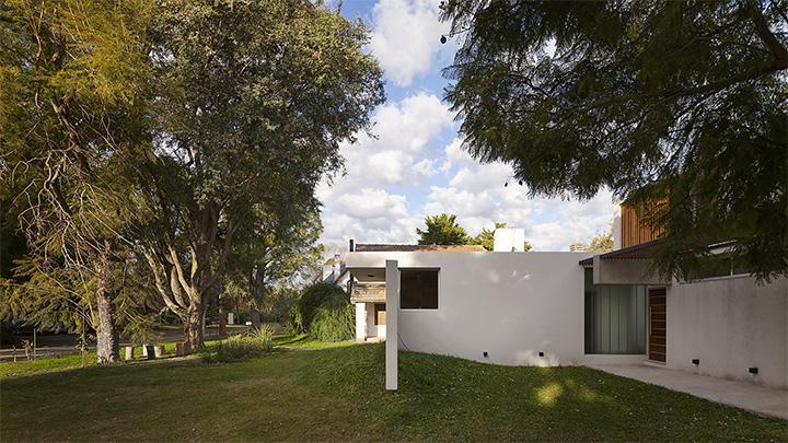 Lottersberger House - Mẫu thiết kế biệt thự nghỉ dưỡng ở ngoại ô 10