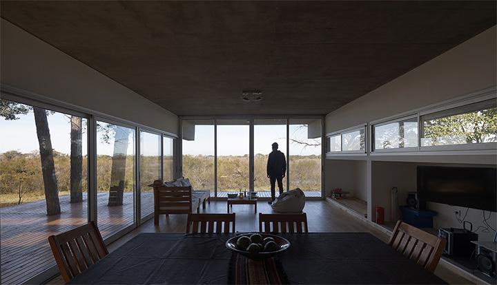 Lottersberger House - Mẫu thiết kế biệt thự nghỉ dưỡng ở ngoại ô 11
