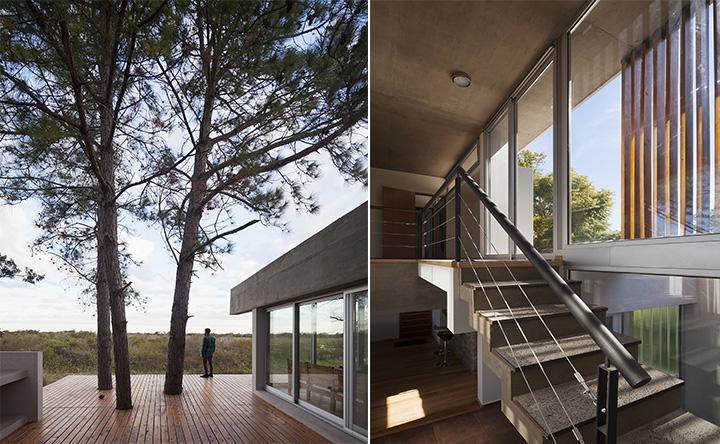 Lottersberger House - Mẫu thiết kế biệt thự nghỉ dưỡng ở ngoại ô 12
