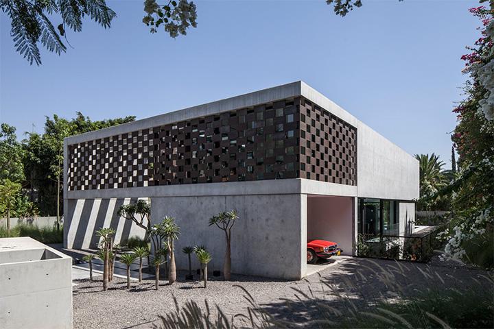 Nét phóng khoáng với thép trong thiết kế biệt thự sân vườn hiện đại 11