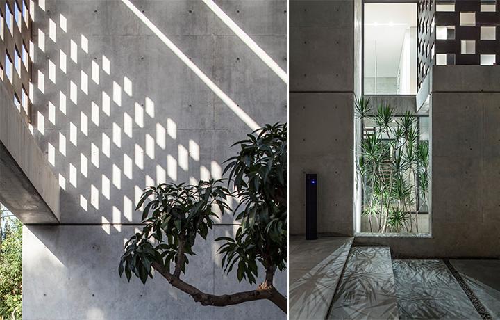 Nét phóng khoáng với thép trong thiết kế biệt thự sân vườn hiện đại 3