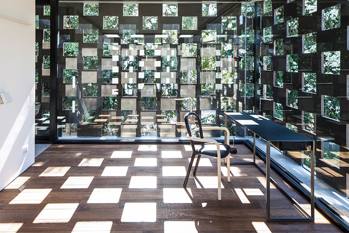Nét phóng khoáng với thép trong thiết kế biệt thự sân vườn hiện đại 10